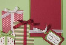 Scrapbook Vánoce
