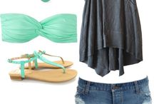Beach clothes / Anything