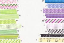 Washi Tape / by Sticker Stop