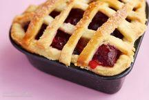 Favorite Recipes - Desserts - Pie