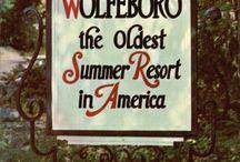 Wolfeboro - Around the Town