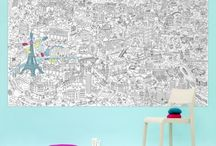 Awesome kids rooms / The coolest kids room designs from around the world!