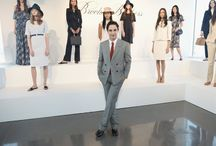 NYFW Spring/Summer '17 / As part of New York Fashion Week, our women's creative director Zac Posen debuted the Brooks Brothers Women spring/summer 2017 collection. Fashion icons, celebrities and journalists mingled at the presentation, which was held at The Glasshouses in Manhattan.
