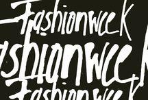 New York Fashion Week 2013 / Beautiful new illustrations in honor of New York Fashion Week!