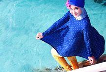Hijab Swimwear
