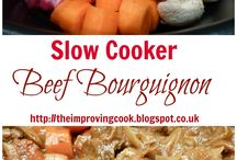 Slow cooking-light foods / Amazing , delightful ,colorful light receipts!