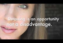 DETOXING / Some great tips, videos and articles that will help you on your detoxing journey.