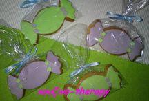 Μπισκοτα & Κουλουρακια ( cookies )