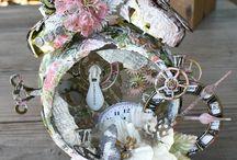 Altered clocks