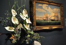 """""""Art in Bloom"""" at The Cincinnati Art Museum"""
