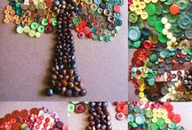 Button Wow!! / Amazing button crafts, sculptures & wall art that I can dream of