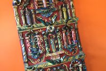 Mexican Wall Decor / Art and creative collections that are great for Home and Restaurant wall decor