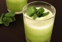 Auf dein Wohl - gesunde Drinks / Hier findest du alle meine Lieblingsdrinks, wie Smoothies, Säfte und Limos, die mir so gut schmecken, dass sie mir nie langweilig werden. ;)
