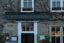 The Angel Hetton  Yorkshire / Places to go