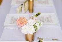 Hochzeit.Kupfer&Gold