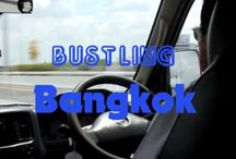 Bustling Bangkok (video)