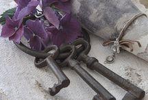 Keys... / by Suzy Weatherby