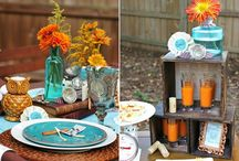 Party/event ideas / by Emily Rodgers