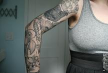tattoos / by Kimm Alfonso