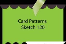 card templates / by Kimi Hardy