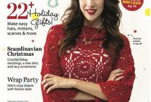 Crochet Today Nov/Dec 2013 / by Crochet Today