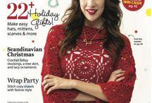 Crochet Today Nov/Dec 2013 / by Crochet Today