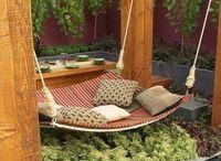 buiten meubels/tuinideeën