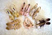 Shoes I'd Sell My Soul For / If wanting them all makes me greedy, so be it! / by Hazel Anne