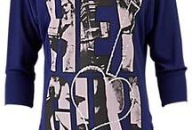 Dames t-shirts / Inspiratie leuke prints voor dames