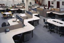 モダンオープンオフィス