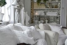 Color Inspiration: White / All things white, airy, and dreamy.