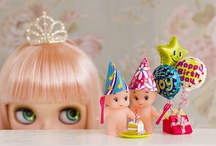 Blythe-licious / How can you not be obsessed with Blythe dolls?