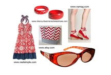 """Red """"y"""" for Summer!"""