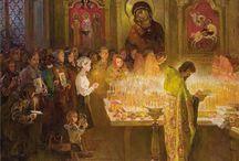 Orthodox paintings