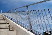 Railings and Fence / #Metalco exterior #fence and #railing