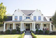 THOMAS house exterior