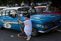 Coches antiguos / Club de Coches antiguos en Cuba