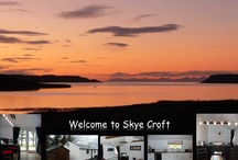 Skye Croft - Contact Us / With the Internet and Social Networking providing so many means of contact, what easier way to keep in touch than to create a board that tells you how!  If you're planning a trip to Skye and would like to stay at Skye Croft, this little list will help you get in touch in whatever way suits you, the next thing to look foward to then...will be your journey to Skye...