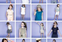 Kids fashion shoot