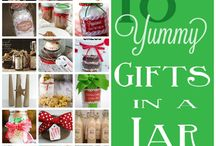 yummy gifts / Cadeaux gourmands