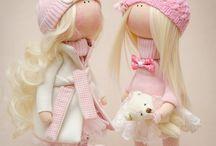 игрушки куклы и одежда