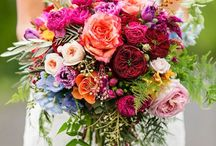 Wedding fleurs: bouquets / For the wedding biz / by Natalie Huntley