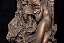 Spooky, Eerie, Macabre, Disturbed / by Katt Dalessandro