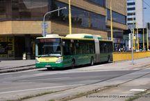 Dopravný podnik mesta Košice, a.s. >> Irisbus Citelis 18M CNG / Sie sehen hier eine Auswahl meiner Fotos, mehr davon finden Sie auf meiner Internetseite www.europa-fotografiert.de.