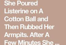 Listerine uses