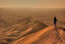 """Projeto """"Desert"""" / HQ: Um hashashin mudo em busca de vingança"""