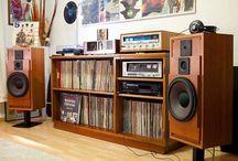 Cool vintage listening
