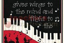 Music / by Anita Hill