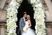 Weddings / Because all you need is... a lot of roses! If you're looking for some floral wedding inspiration take a look.