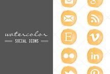 blog design inspo. / by Danielle Johnston